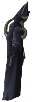 Arcane Olga Boss Shadow Hearts
