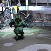 Badger Devil Boss Shadow Hearts