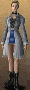 Margarete Gertrude Zelle Shadow Hearts 3D Render