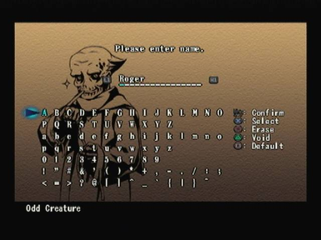 Naming Roger Bacon Shadow Hearts Covenant