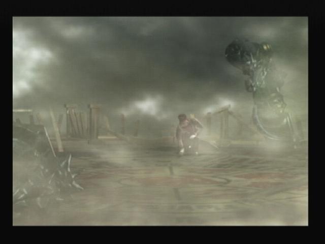 Yuri cutscene Shadow Hearts