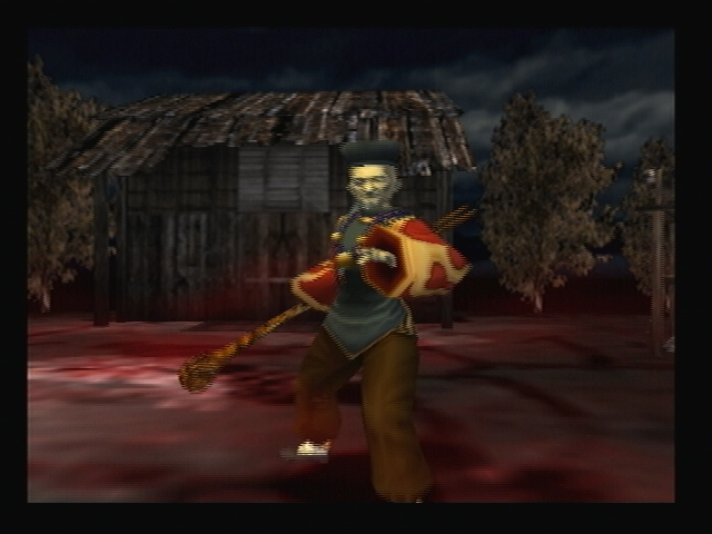 Zhuzhen Shadow Hearts Battle