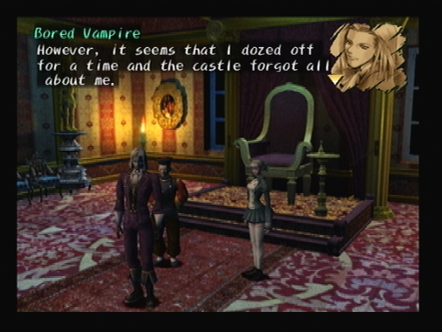 Keith Valentine Shadow Hearts Blue Castle