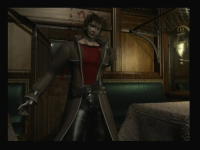 Yuri Missing an Arm Shadow Hearts Cutscene