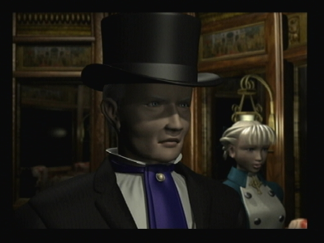 Albert Simon Alice Elliot Shadow Hearts