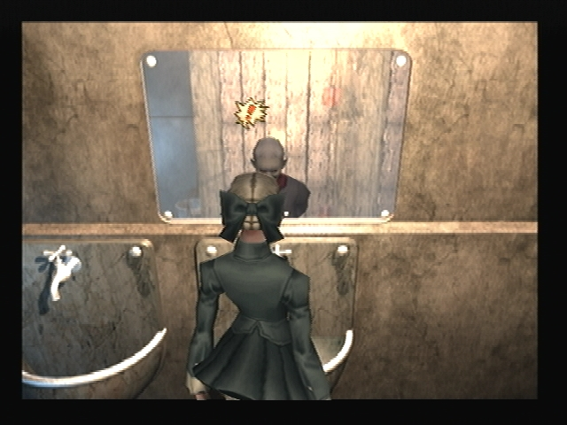 Olga Alice Bathroom Prague Shadow Hearts
