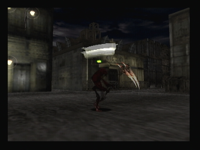 Margarete using On Switch Shadow Hearts