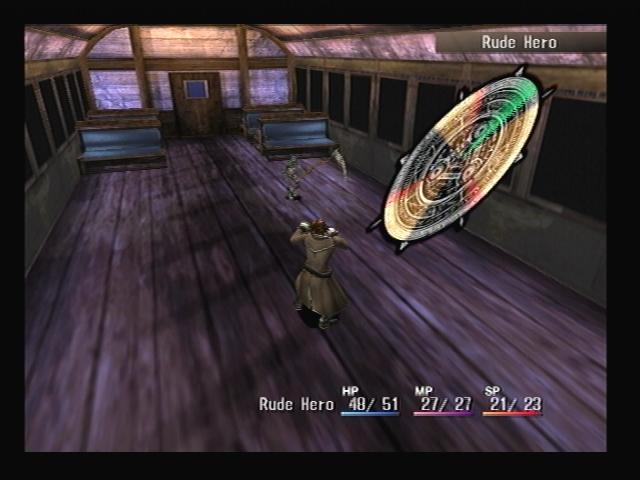 Yuri Judgment Ring Battle Shadow Hearts