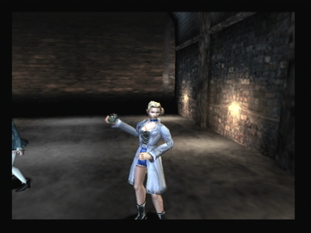 Margarete Grenade Secret Weapon Shadow Hearts