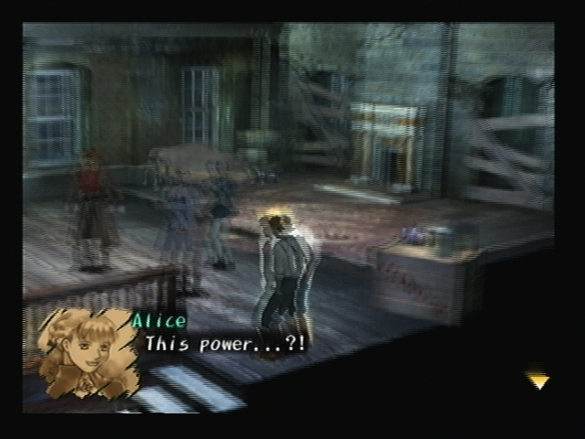 Halley power Shadow Hearts