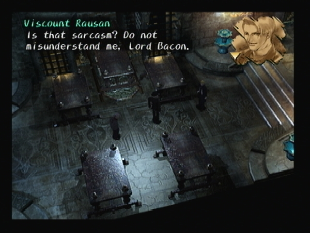Viscount Rausan Shadow Hearts