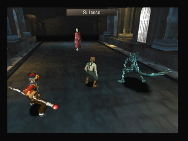 Rausan Boss Battle Shadow Hearts Silence