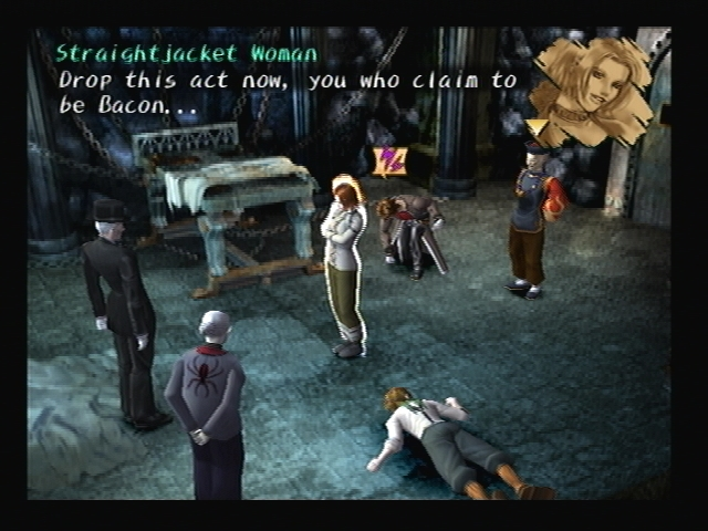 Koudelka Shadow Hearts Calios Mental Hospital