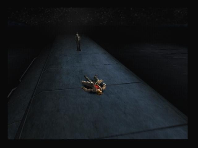 Yuri Unconcious Shadow Hearts