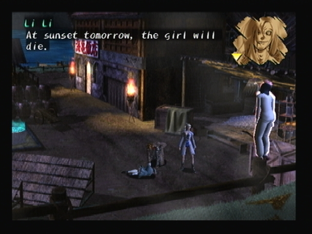 Li Li Shadow Hearts