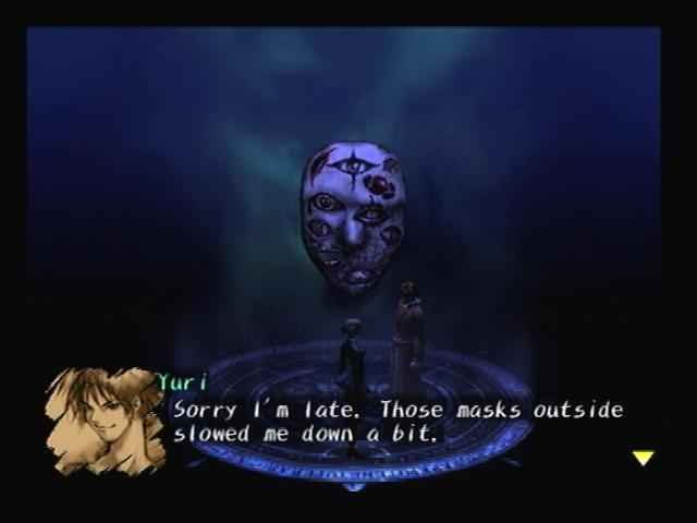 Atman Shadow Hearts Good Ending Yuri Alice