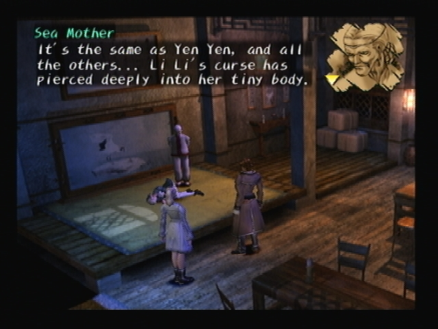 Sea Mother Alice Shadow Hearts