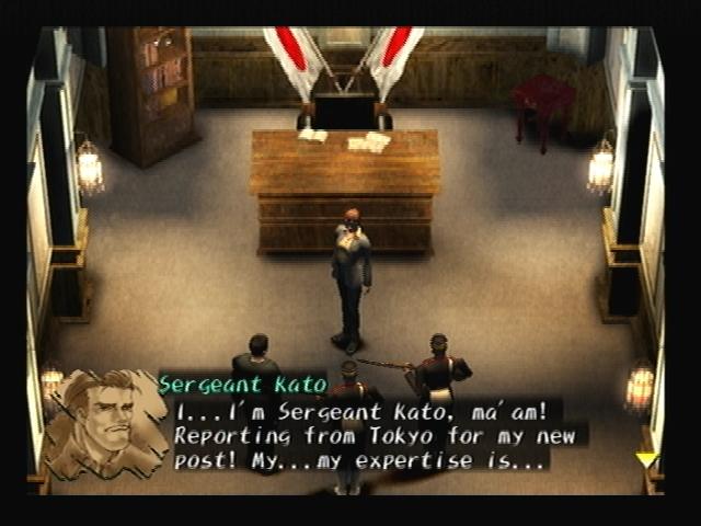 Kato Kawashima Shadow Hearts