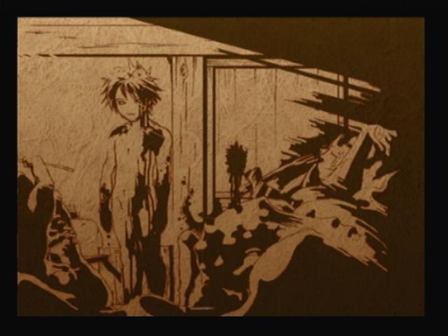 Yuri child bloody shadow hearts