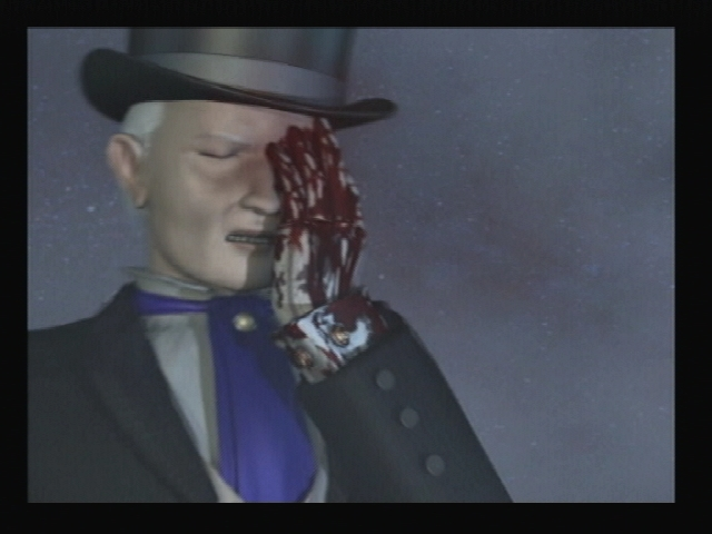 Albert Simon injured Shadow Hearts