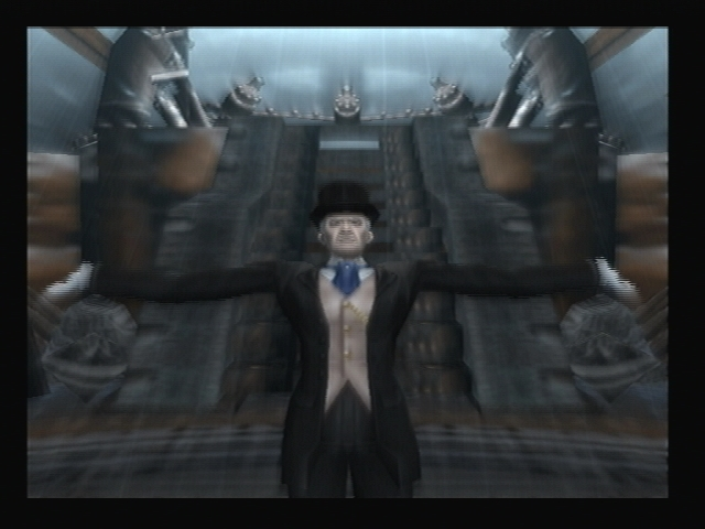 Albert Simon Final Battle Shadow Hearts