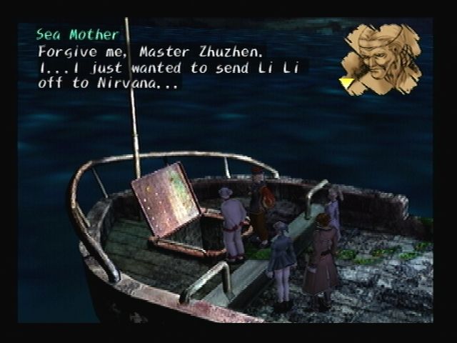 Sea Mother Shadow Hearts