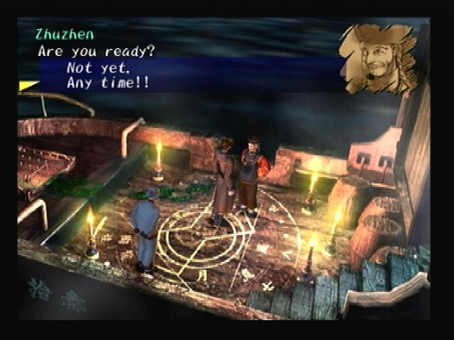 Zhuzhen Shadow Hearts Smuggler's Boat