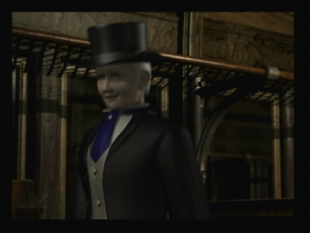 Albert simon Shadow Hearts Opening Cutscene
