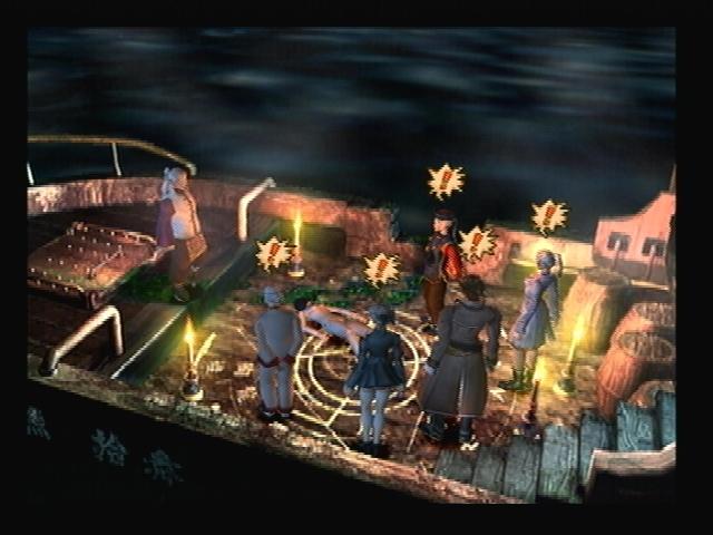 Dehuai Smugglers Boat Yuri Alice Sea Mother Zhuzhen Margarete Li Li Shadow Hearts