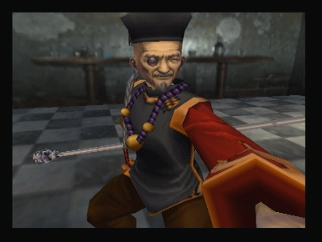 Zhuzhen Li Battle Shadow Hearts
