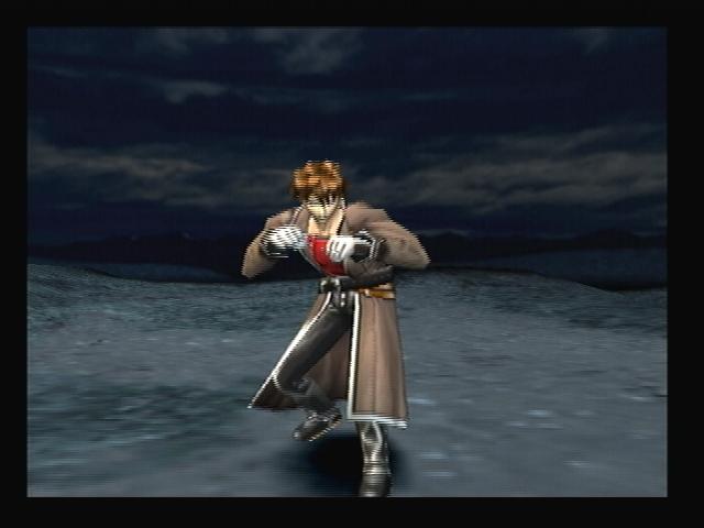 Yuri Winning Shadow Hearts