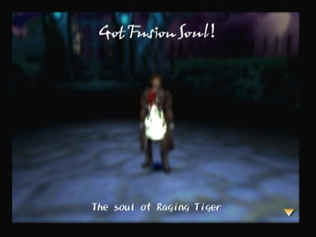 Yuri Fusion Soul Shadow Hearts