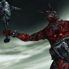 Yamaraja Stone Boss Shadow Hearts
