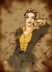 Yoshiko Kawashima Official Art Shadow Hearts