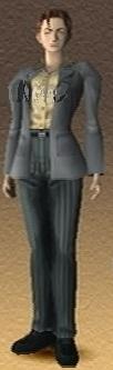 Yoshiko Kawashima Shadow Hearts 3D Render