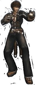 Yuri Hyuga 3D Shadow Hearts Covenant