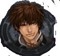 Yuri Hyuga Headhsot Shadow Hearts Covenant