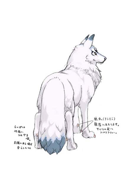 Blanca Shadow Hearts Covenant Concept Art Back