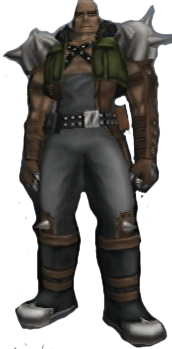 Lenny Curtis 3D Shadow Hearts Covenant
