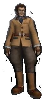 Thomas Edward Lawrence 3D Shadow Hearts Covenant