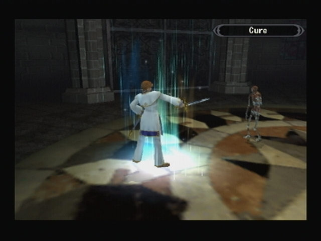 Nicolai Cure Shadow Hearts Covenant