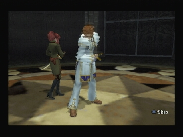 Nicolai Winning Pose Shadow Hearts Covenant