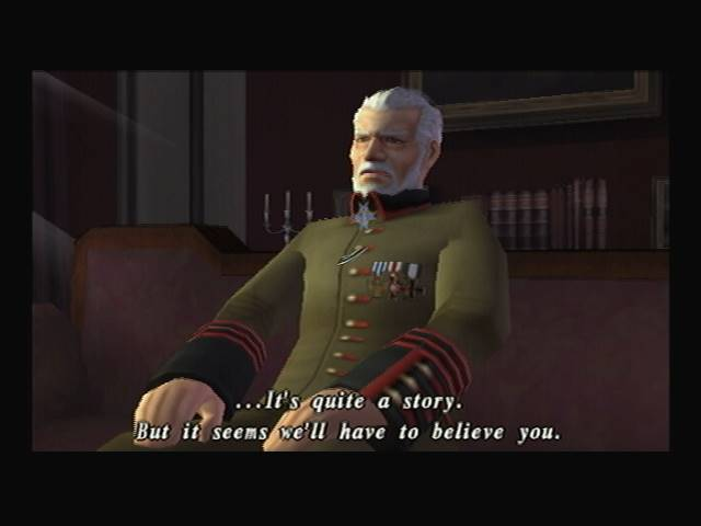 General Heimann Shadow Hearts Covenant Opening