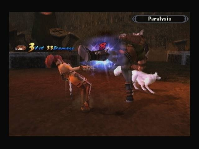 Lenny Curtis Battle Shadow Hearts Covenant