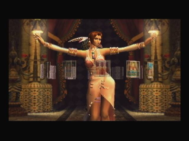Lucia Dance Shadow Hearts Covenent