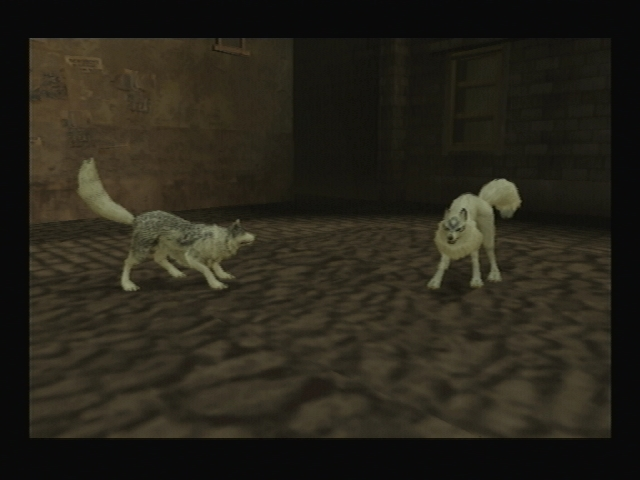 Blanca wolf bolut Shadow Hearts Covenant