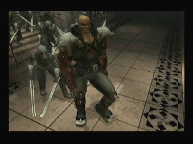Lenny Curtis Paris Subway Shadow Hearts Covenant