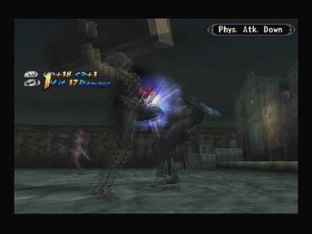 Grand Papillon Attack Shadow Hearts Covenant