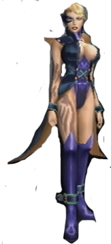 Veronica Vera 3D Shadow Hearts Covenant
