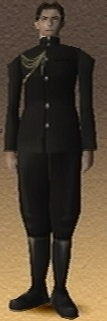 Kaoru Kutsugi Shadow Hearts 3D Render
